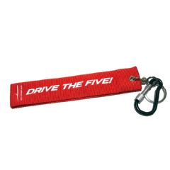 Drive the Five! Key Tag